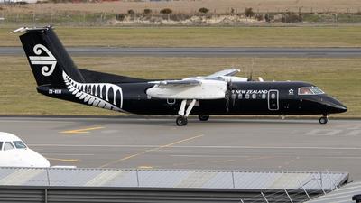 A picture of ZKNEM - De Havilland Canada Dash 8300 - Air New Zealand - © Cameron Matthews
