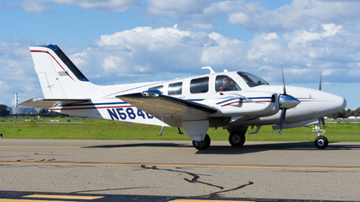 N584DS - Beechcraft 58P Baron - Private