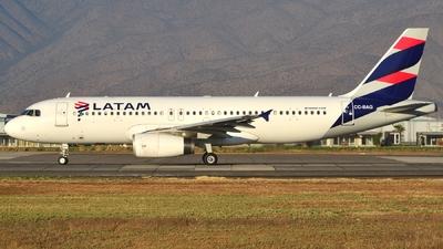 CC-BAG - Airbus A320-232 - LATAM Airlines