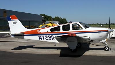 A picture of N72311 - Beech F33A Bonanza - [CE1062] - © Daniel Schwinn