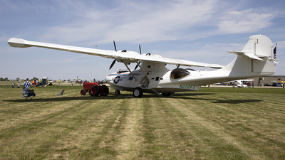 N222FT - Consolidated PBY-5A Catalina - Private