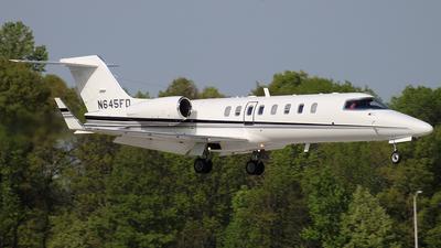 N645FD - Bombardier Learjet 45 - Private