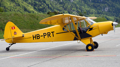 HB-PRT - Piper PA-18-150 Super Cub - Private
