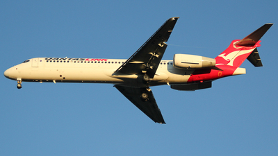 VH-YQY - Boeing 717-2K9 - QantasLink (National Jet Systems)