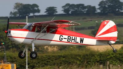 G-BHLW - Cessna 120 - Private