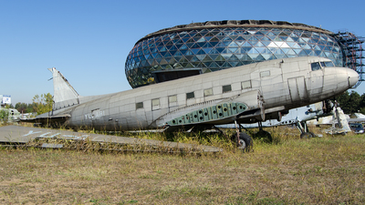 YU-ABI - Douglas C-47-DL Skytrain - JAT Yugoslav Airlines