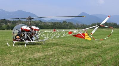 I-PNIK - Agusta-Bell AB-47G-2 - Private