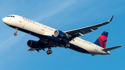 A picture of N336DX - Airbus A321211 - Delta Air Lines - © Yan777