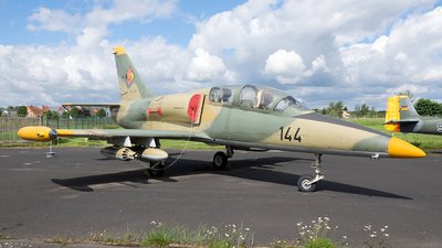 144 - Aero L-39ZO Albatros - German Democratic Republic - Air Force