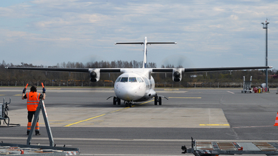 OH-ATP - ATR 72-212A(500) - Nordic Regional Airlines NORRA