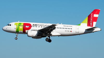 A picture of CSTTO - Airbus A319111 - TAP Air Portugal - © Aaron Vancoillie