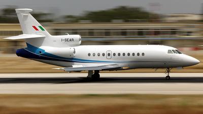I-SEAR - Dassault Falcon 900EX - SNAM - Servizi Aerei