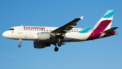 D-ABGP - Airbus A319-112 - Eurowings