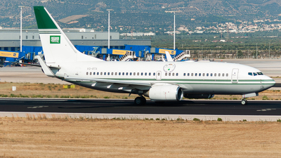 VQ-BTA - Boeing 737-7P3(BBJ) - Jet Aviation Business Jets