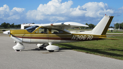 N30670 - Cessna 177B Cardinal - Private