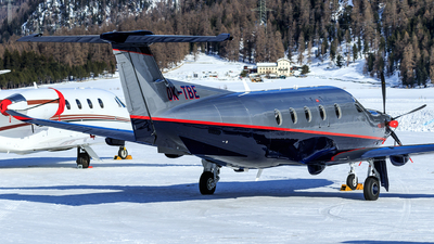 OK-TBE - Pilatus PC-12/47E - Private