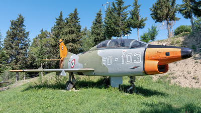 MM54403 - Fiat G91-T/1 - Italy - Air Force