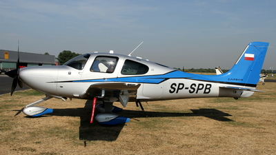 SP-SPB - Cirrus SR22 G5 Carbon - Private