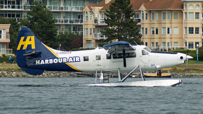 C-FRNO - De Havilland Canada DHC-3T Vazar Turbine Otter - Harbour Air