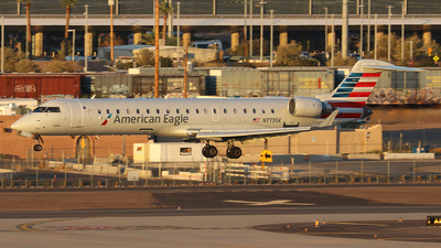 N773SK - Bombardier CRJ-701ER - American Eagle (SkyWest Airlines)
