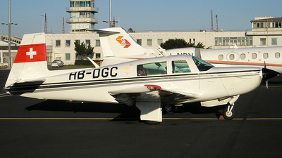 HB-DGC - Mooney M20K-231 - Private