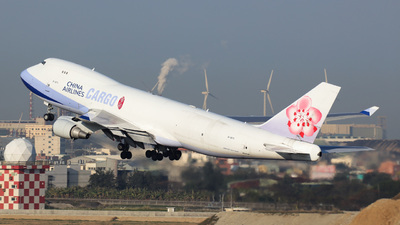 B-18711 - Boeing 747-409F(SCD) - China Airlines Cargo