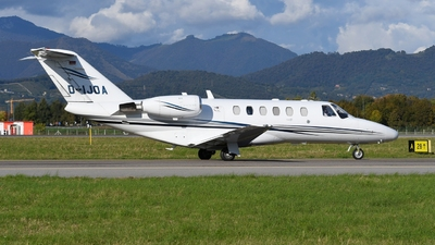 D-IJOA - Cessna 525A CitationJet 2 - Excellent Air