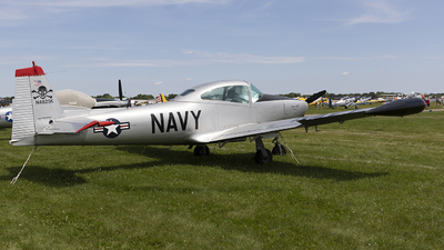 N4825K - Navion Nav 4 - Private