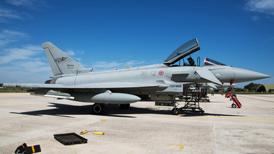 MM7300 - Eurofighter Typhoon EF2000 - Italy - Air Force