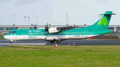 A picture of EIFNA - ATR 72600 - Aer Lingus - © Ricardo de Vries