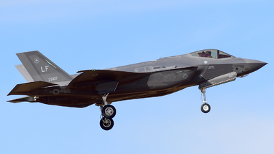 14-5107 - Lockheed Martin F-35A Lightning II - United States - US Air Force (USAF)