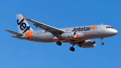 VH-VFK - Airbus A320-232 - Jetstar Airways