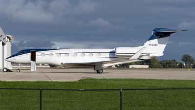 N524RR - Gulfstream G650ER - Private
