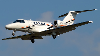 N300BB - Cessna 525 Citationjet CJ4 - Private