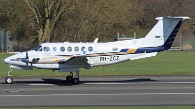 PH-ZCZ - Beechcraft 200 Super King Air - Zeusch Aviation