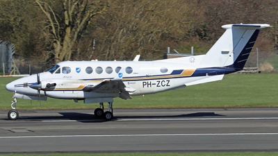 A picture of PHZCZ - Beechcraft 200 Super King Air - [BB1281] - © Scotty Antico