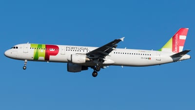 CS-TJH - Airbus A321-211 - TAP Air Portugal