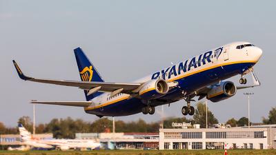 A picture of EIDPG - Boeing 7378AS - Ryanair - © Radim Koblížka