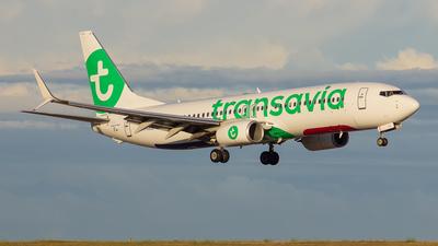 PH-HXG - Boeing 737-8K2 - Transavia Airlines