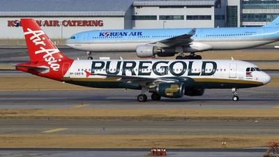RP-C8978 - Airbus A320-216 - AirAsia Philippines