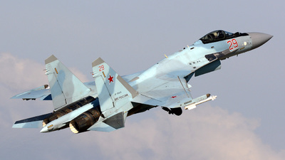 RF-95475 - Sukhoi Su-35S - Russia - Air Force