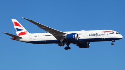 A picture of GZBKK - Boeing 7879 Dreamliner - British Airways - © Alexander Schürmann