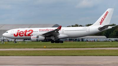 G-VYGM - Airbus A330-243 - Jet2.com (Air Tanker)