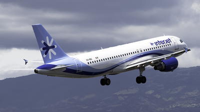 A picture of XABIG - Airbus A320214 - [3631] - © Cristian Quijano