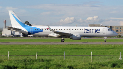 HC-COY - Embraer 190-100LR - TAME Ecuador