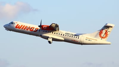 PK-WFV - ATR 72-212A(500) - Wings Air