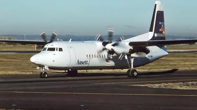 VH-FNH - Fokker 50 - Ansett Airlines of Australia