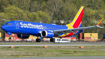 N8813Q - Boeing 737-8 MAX - Southwest Airlines
