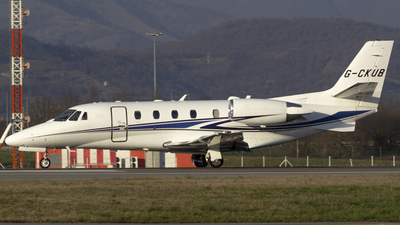 G-CKUB - Cessna 560XL Citation XLS Plus - Air Charter Scotland