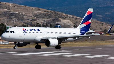 CC-BFT - Airbus A320-214 - LATAM Airlines